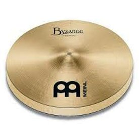 "Meinl Meinl Byzance Traditional 14"" Heavy Hi Hat Cymbals"