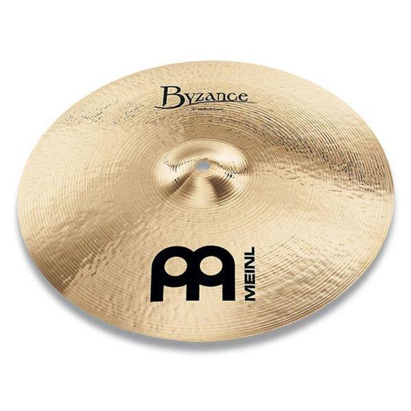 """Meinl Meinl Byzance Traditional 18"""" Medium Crash Cymbal"""