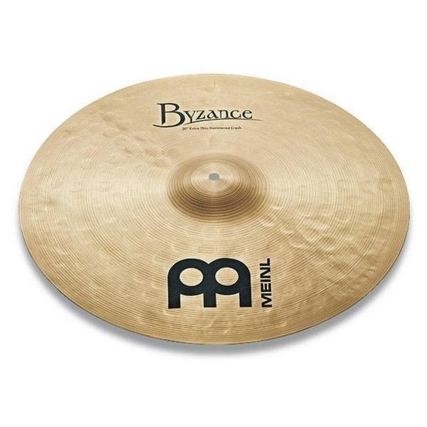 "Meinl Meinl Byzance Traditional 20"" Extra Thin Hammered Crash Cymbal"