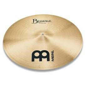 "Meinl Meinl Byzance Traditional 20"" Medium Sizzle Ride Cymbal"