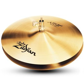 "Zildjian A Series 13"" New Beat Hi Hat Cymbals"