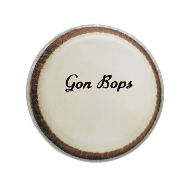 Gon Bops Gon Bops Tumbao Pro Bongo Rawhide Head 8.5