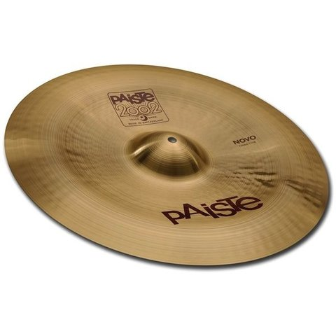 "Paiste 2002 Classic 20"" Novo China Type Cymbal"