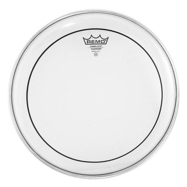 "Remo Remo Clear Pinstripe Crimplock 13"" Diameter Batter Drumhead"