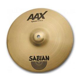 """Sabian Sabian AAX 12"""" Splash Cymbal"""