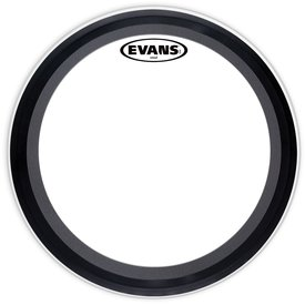 "Evans Evans EMAD Coated 22"" Bass Drumhead"