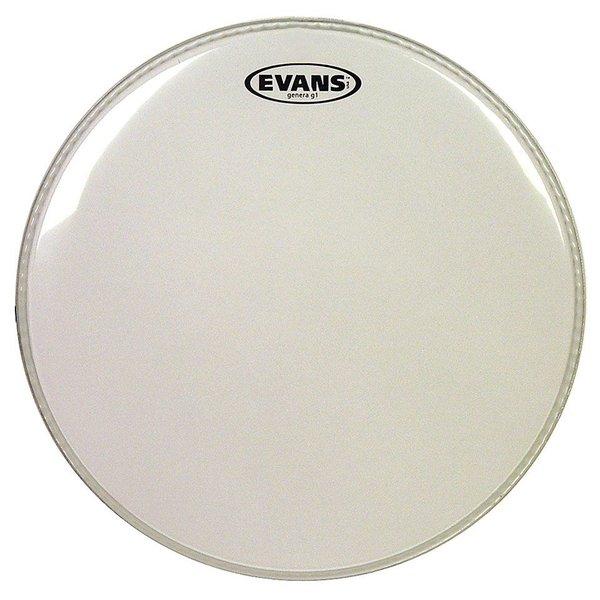 """Evans Evans Genera G1 Clear 14"""" Tom Drumhead"""