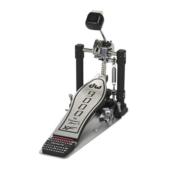 DW DW 9000 Series Single Kick Pedal with Extended Footboard