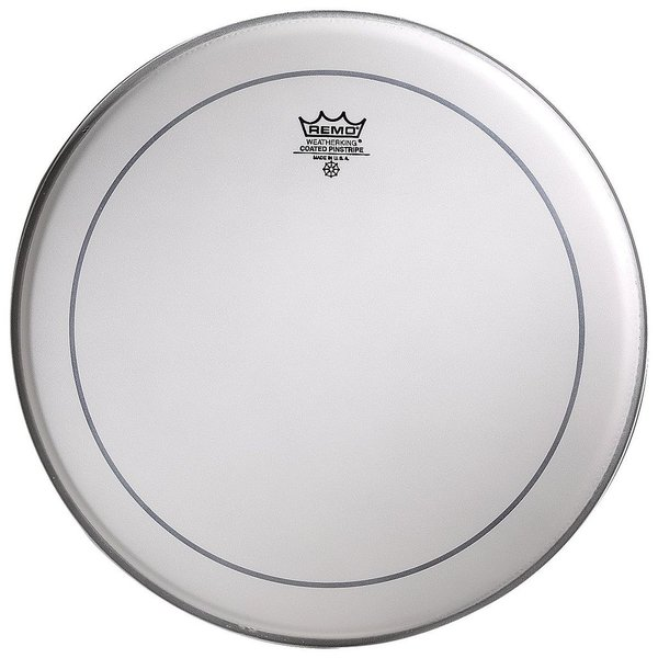 "Remo Remo Coated Pinstripe 22"" Diameter Bass Drumhead"