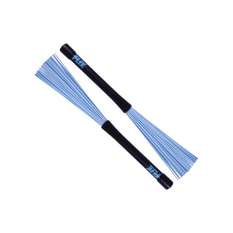 Flix Brushes Rock- Light Blue Bundles