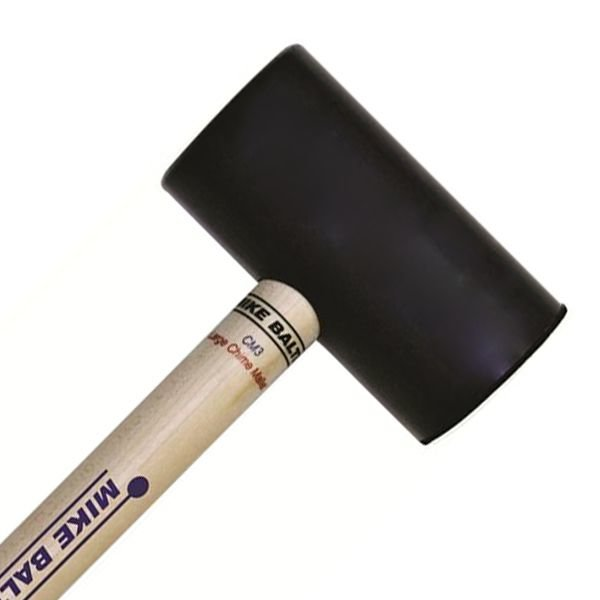"Mike Balter Mike Balter CM3 12 5/8"" Large Chime Mallets with 3/4"" Handles"