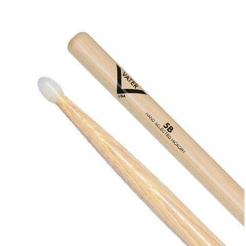 Vater 5B Nylon Tip Drumsticks