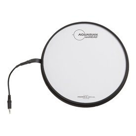"Aquarian Aquarian onHead FSR Portable Electronic Drumsurface 16"" Bundle Pack with Inbox"