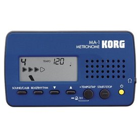 Korg Korg MA-1 Digital Metronome; Blue
