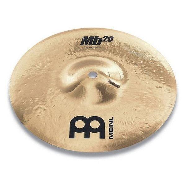 "Meinl Meinl MB20 10"" Rock Splash Cymbal"
