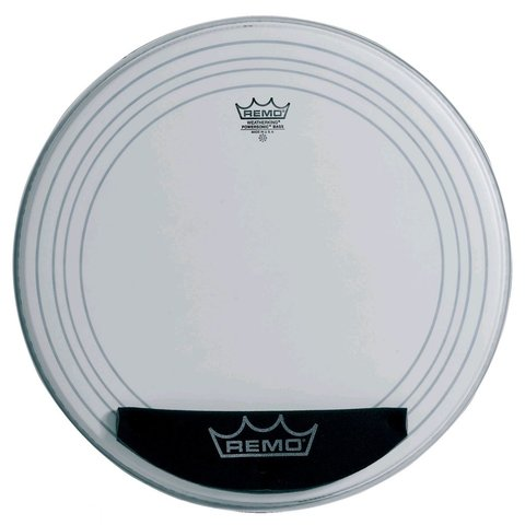 """Remo Coated Powersonic 22"""" Diameter Bass Drumhead"""