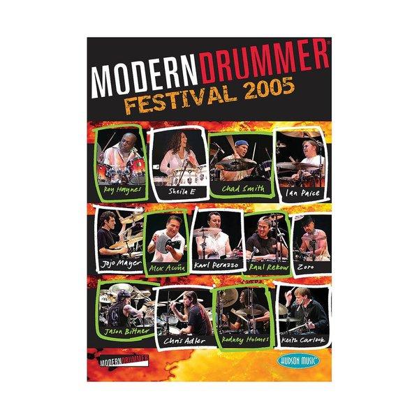 Hal Leonard Modern Drummer Festival 2005 DVD