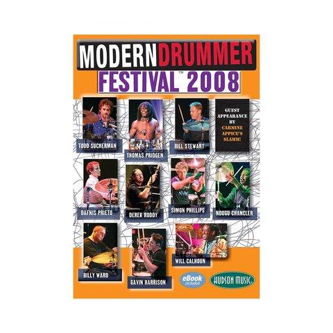 Modern Drummer Festival 2008 DVD Set