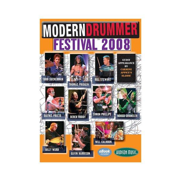 Hal Leonard Modern Drummer Festival 2008 DVD Set