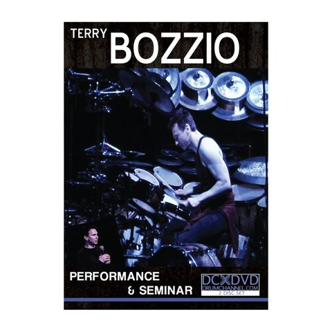 Terry Bozzio: Performance & Seminar DVD Set