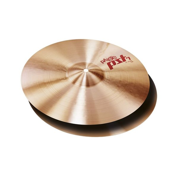 "Paiste Paiste PST7 Series 14"" Hi-Hat Cymbals"