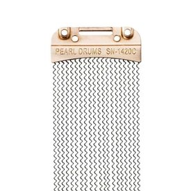 """Pearl Pearl 20 Strand UltraSound Graduated Tension Snare Wires """"C"""" Type for 14"""" with Cords"""