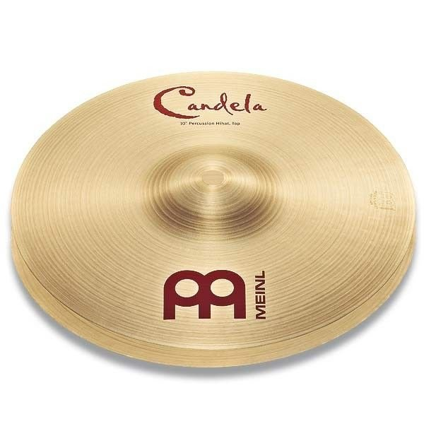 "Meinl Meinl Candela 10"" Percussion Hi Hat"