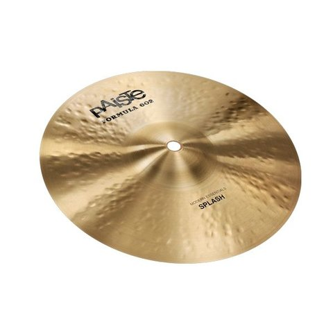 "Paiste Formula 602 8"" Modern Essentials Splash Cymbal"
