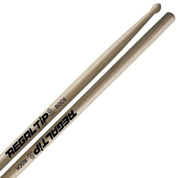 Regal Tip Regal Tip Classic Hickory Wood Tip Rock Drumsticks