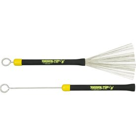 Regal Tip Regal Tip Yellow Jacket Retractable Wire Brush