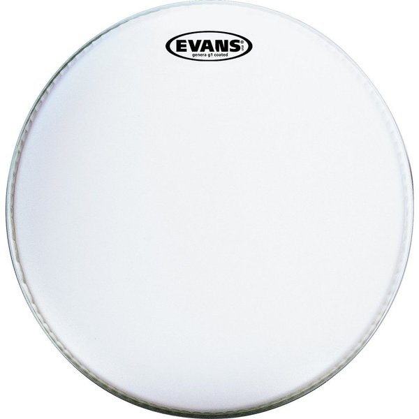 "Evans Evans Genera G1 Clear 18"" Bass Drumhead"