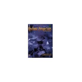 Alfred Publishing Rhythmic Perspectives by Gavin Harrison; Book & CD