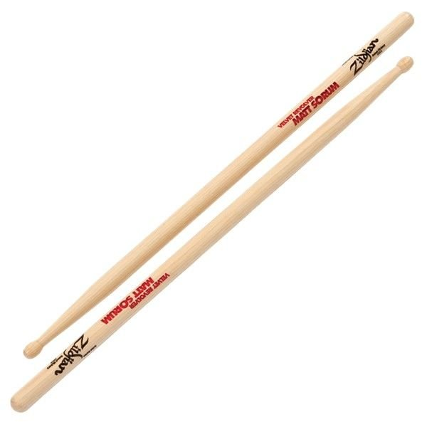 Zildjian Zildjian Artist Series Matt Sorum Wood Natural Drumsticks