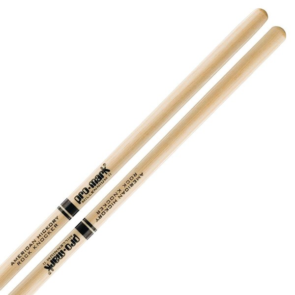 "Promark Hickory RK - ""Rock Knocker"" Drumsticks"
