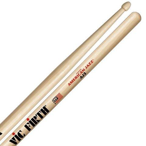 Vic Firth American Jazz - 3 Drumsticks
