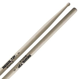 Regal Tip Regal Tip Classic Hickory Wood Tip 8A Drumsticks