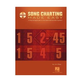 Hal Leonard Song Charting Made Easy by Jim Riley; Book & CD