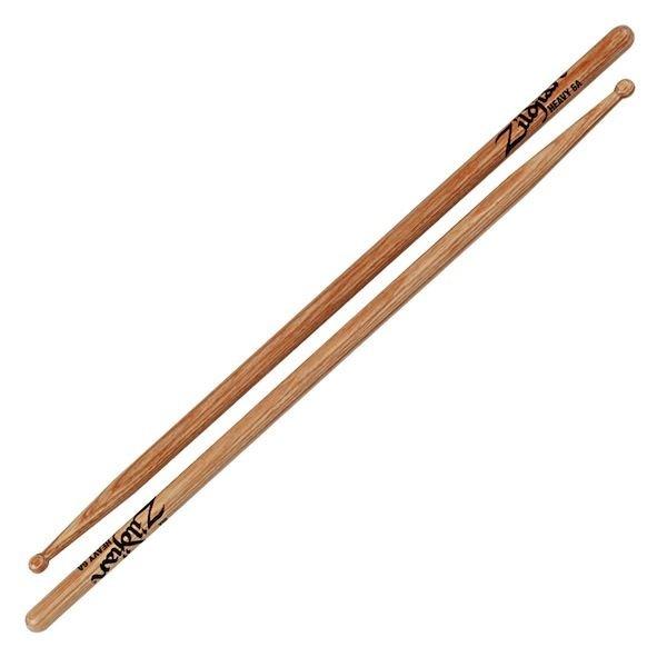 Zildjian Zildjian 6A Wood Natural Drumsticks