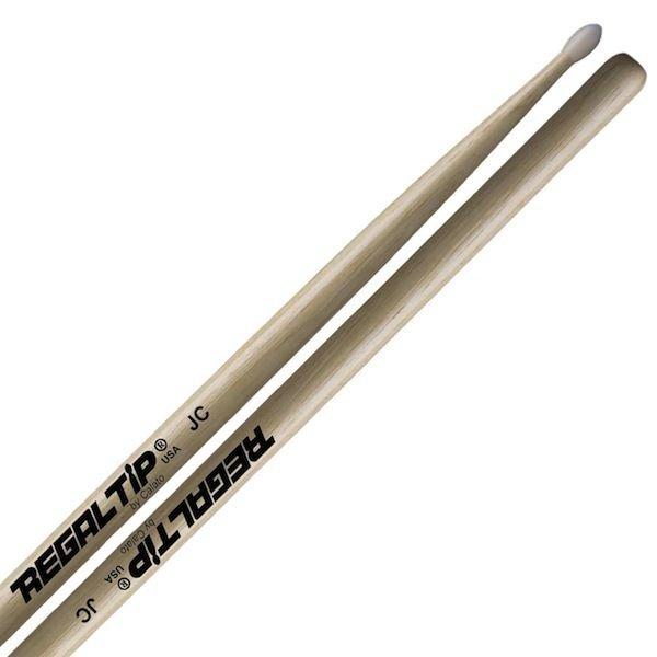 "Regal Tip Regal Tip Performer Series ""JC"" Joe Calato Nylon Tip Drumsticks"