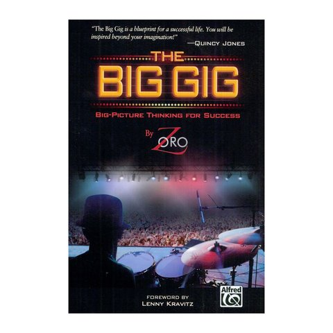 The Big Gig by Zoro; Book