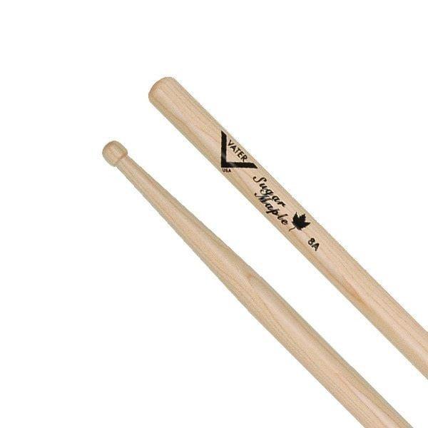 Vater Vater Sugar Maple 8A Wood Tip Drumsticks
