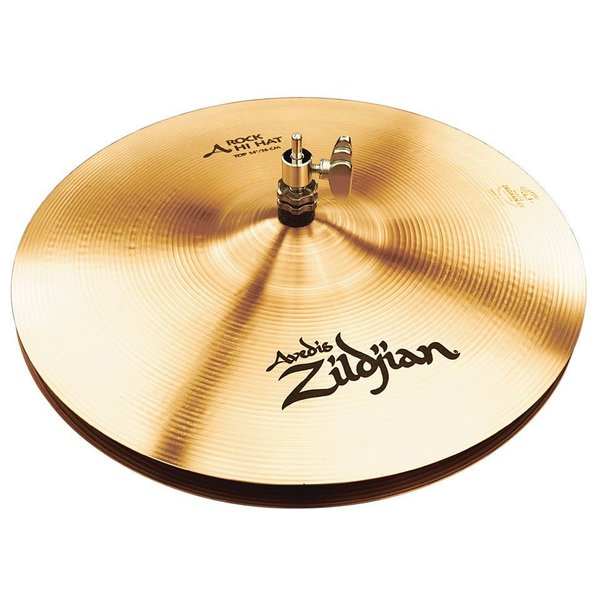 """Zildjian A Series 14"""" Rock Hi Hat Cymbals"""