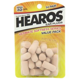 Hearos Ear Filters Value Pack; 14 Pairs