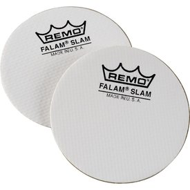"Remo Remo Falam Slam Single Pedal Patch - 2.5"" - 2-Pack"
