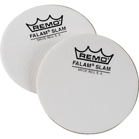 "Remo Falam Slam Single Pedal Patch - 2.5"" - 2-Pack"