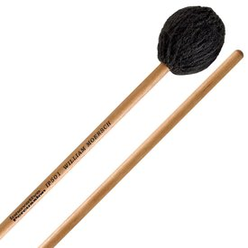 Innovative Percussion Innovative Percussion Soft Marimba Mallets - Charcoal Yarn - Birch