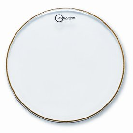 "Aquarian Aquarian Force Ten 16"" Clear Drumhead"