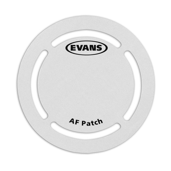 Evans Evans Aramid Fiber Bass Patch (2 Pack)