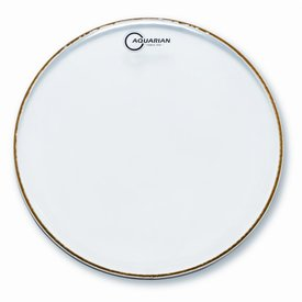 "Aquarian Aquarian Force Ten 18"" Clear Drumhead"