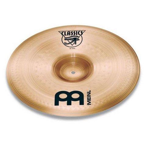 """Meinl Classics 18"""" China Cymbal"""